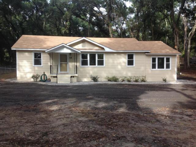 15 Katy Circle, Beaufort, SC 29907 (MLS #159733) :: RE/MAX Coastal Realty