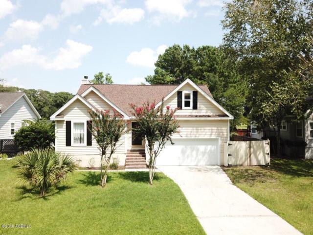 42 Tuscarora Avenue, Beaufort, SC 29907 (MLS #159869) :: RE/MAX Coastal Realty