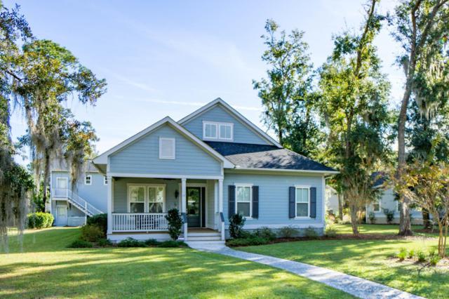 15 Carter Oaks Drive, Beaufort, SC 29907 (MLS #159889) :: RE/MAX Coastal Realty