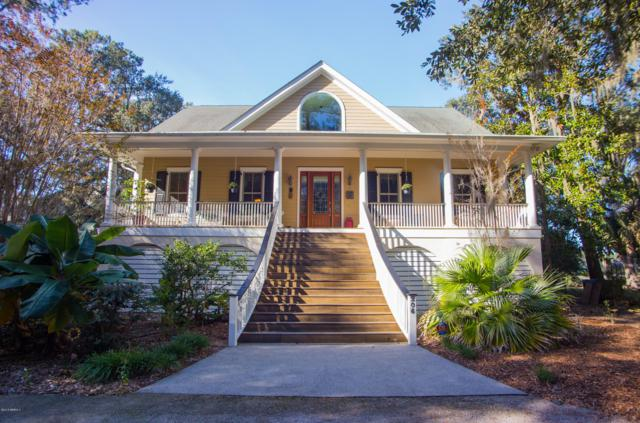 208 Green Winged Teal Drive S, Beaufort, SC 29907 (MLS #159917) :: RE/MAX Island Realty