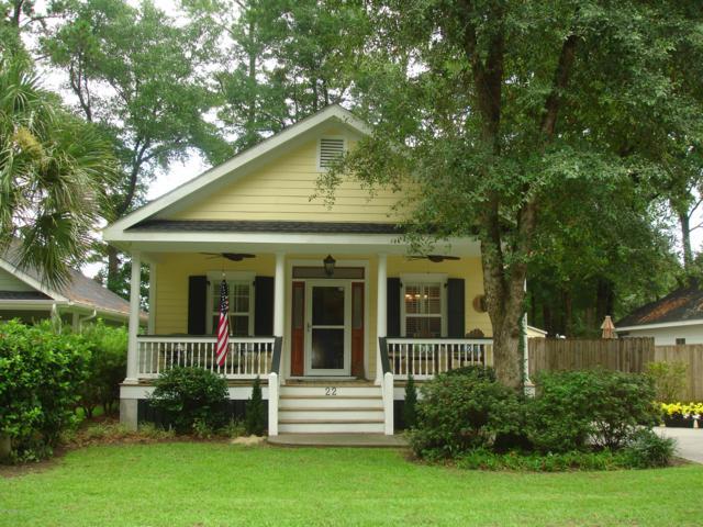 22 Carolina Village Circle, Beaufort, SC 29906 (MLS #159924) :: RE/MAX Coastal Realty