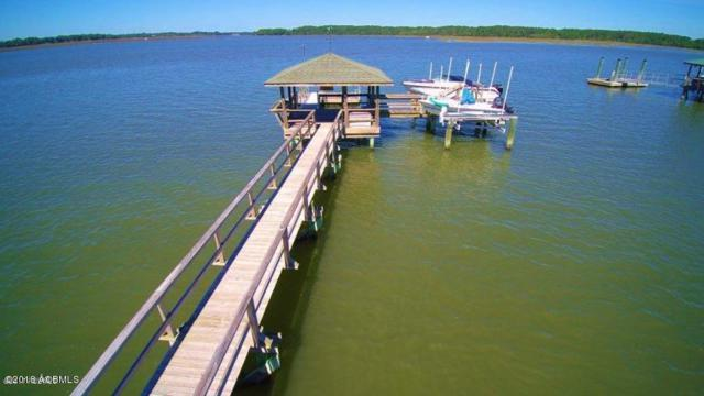 8 Country Club Drive, Beaufort, SC 29907 (MLS #159968) :: RE/MAX Island Realty
