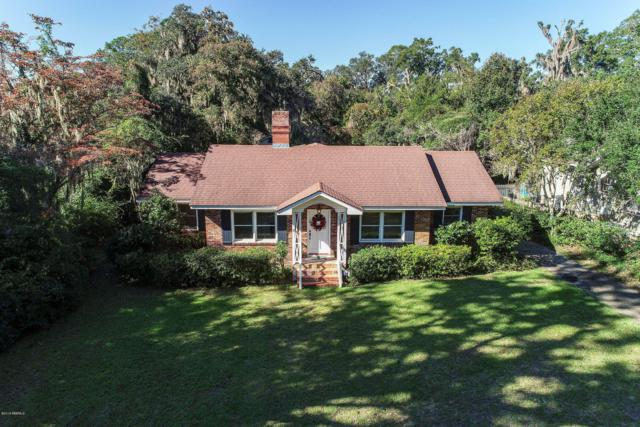 750 Ribaut Road, Beaufort, SC 29902 (MLS #159996) :: RE/MAX Island Realty
