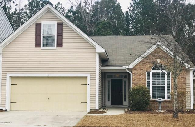 10 Prominence Point, Bluffton, SC 29910 (MLS #160098) :: RE/MAX Coastal Realty