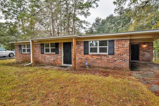 1012 Pecan, Beaufort, SC 29906 (MLS #160146) :: RE/MAX Island Realty