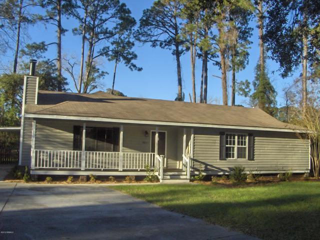 5911 Pleasant Farm Drive, Beaufort, SC 29907 (MLS #160154) :: RE/MAX Coastal Realty