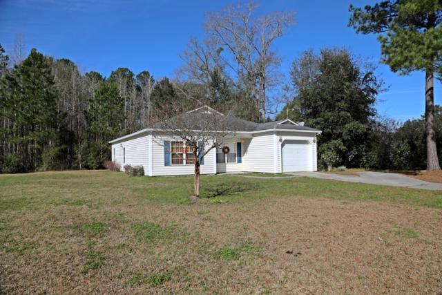 14 Cameron Drive, Yemassee, SC 29945 (MLS #160159) :: RE/MAX Island Realty