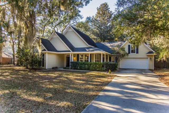 11 Ashley Drive, Beaufort, SC 29907 (MLS #160166) :: RE/MAX Island Realty
