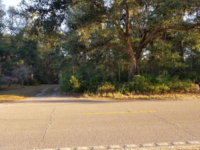 000 2.57 Acres Seaside Road, St. Helena Island, SC 29920 (MLS #160184) :: RE/MAX Island Realty