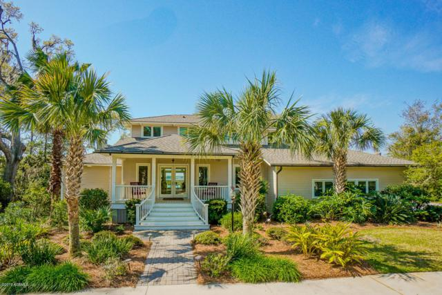 108 Dolphin Point Drive, Beaufort, SC 29907 (MLS #160218) :: RE/MAX Coastal Realty