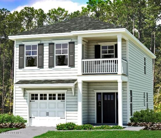11 Cabbage Palm Lane, Bluffton, SC 29910 (MLS #160291) :: RE/MAX Coastal Realty