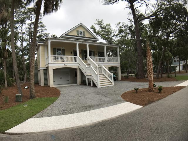 132 Sand Piper Run, Fripp Island, SC 29920 (MLS #160377) :: Shae Chambers Helms | Keller Williams Realty