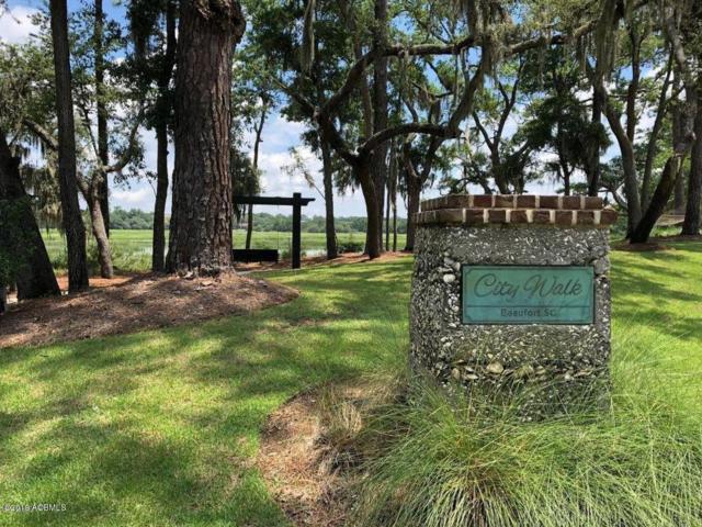 13 City Walk Way, Beaufort, SC 29902 (MLS #160407) :: RE/MAX Island Realty
