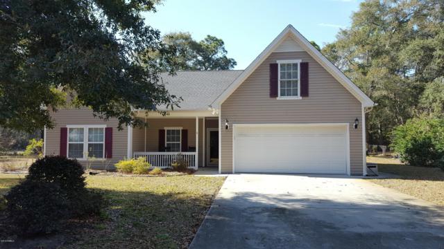 9 Wade Hampton Drive, Beaufort, SC 29907 (MLS #160484) :: RE/MAX Island Realty