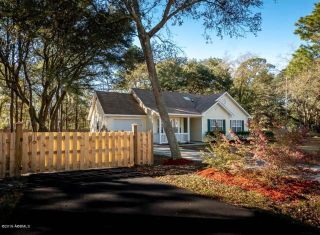 2 Southern Magnolia Drive, Beaufort, SC 29907 (MLS #160497) :: RE/MAX Island Realty