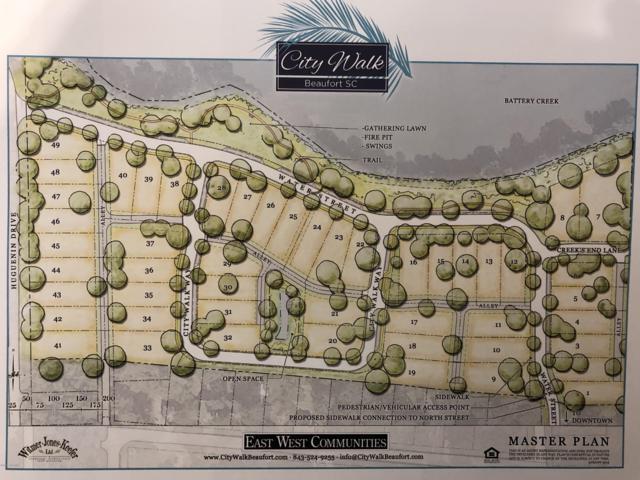 4 City Walk Way, Beaufort, SC 29902 (MLS #160533) :: RE/MAX Island Realty