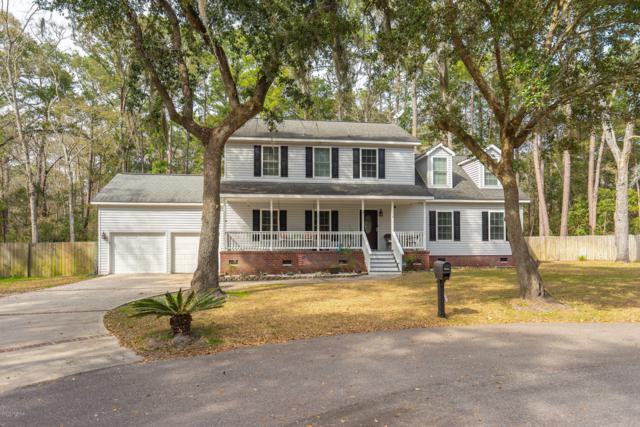 5 Summerfield Court, Beaufort, SC 29907 (MLS #160557) :: RE/MAX Coastal Realty