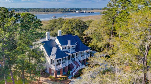 7 Country Club Drive, Beaufort, SC 29907 (MLS #160559) :: RE/MAX Coastal Realty