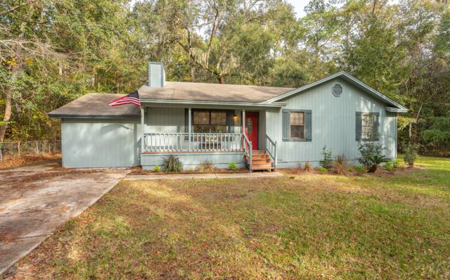 1015 Hickory Street, Beaufort, SC 29906 (MLS #160560) :: RE/MAX Island Realty