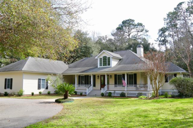 602 Ashdale Drive, Beaufort, SC 29907 (MLS #160593) :: RE/MAX Coastal Realty
