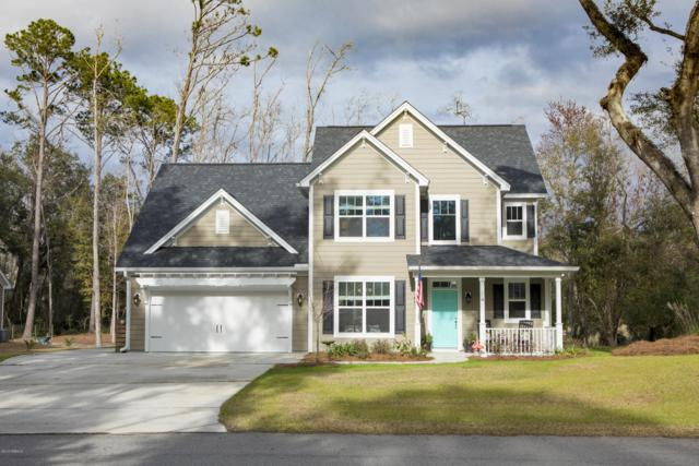 4 Mockingbird Drive, Beaufort, SC 29907 (MLS #160594) :: RE/MAX Coastal Realty