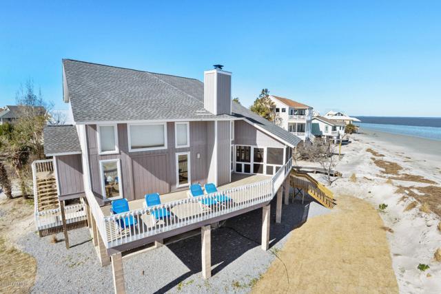 60 N Harbor Drive, Harbor Island, SC 29920 (MLS #160610) :: RE/MAX Coastal Realty