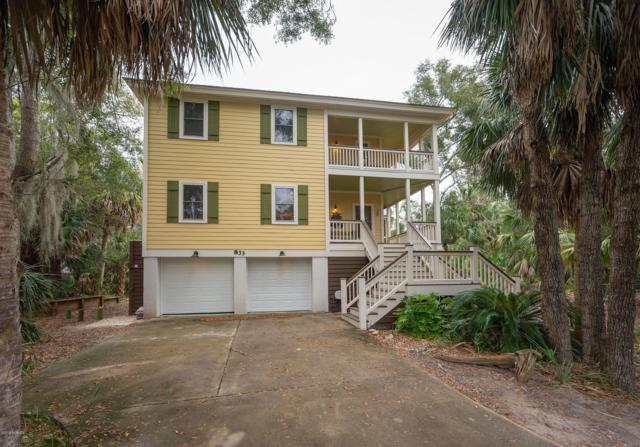 833 Bonito Drive, Fripp Island, SC 29920 (MLS #160613) :: RE/MAX Coastal Realty