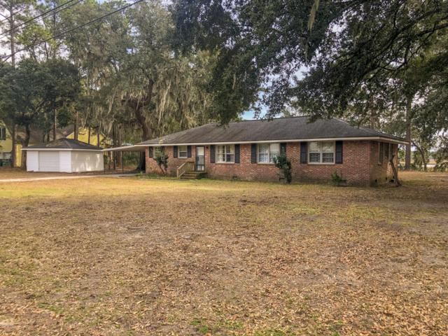 24 White Dogwood Road, Beaufort, SC 29907 (MLS #160617) :: RE/MAX Island Realty