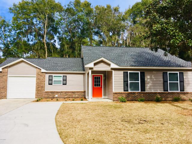 39 Brindlewood Drive, Beaufort, SC 29907 (MLS #160622) :: RE/MAX Island Realty