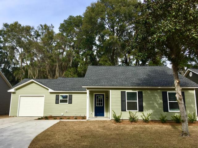 41 Brindlewood Drive, Beaufort, SC 29907 (MLS #160623) :: RE/MAX Island Realty