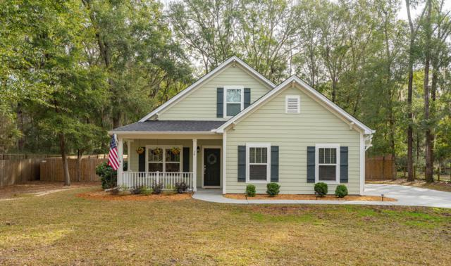 14 Chinaback Drive, Beaufort, SC 29907 (MLS #160624) :: RE/MAX Coastal Realty