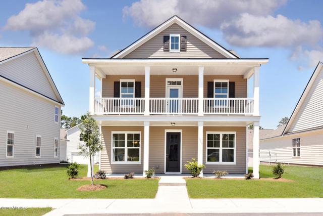 4200 Sage Drive, Beaufort, SC 29907 (MLS #160633) :: RE/MAX Coastal Realty