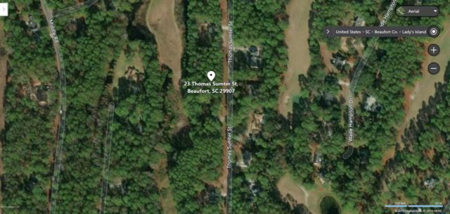 23 Thomas Sumter Street, Beaufort, SC 29907 (MLS #160660) :: RE/MAX Island Realty