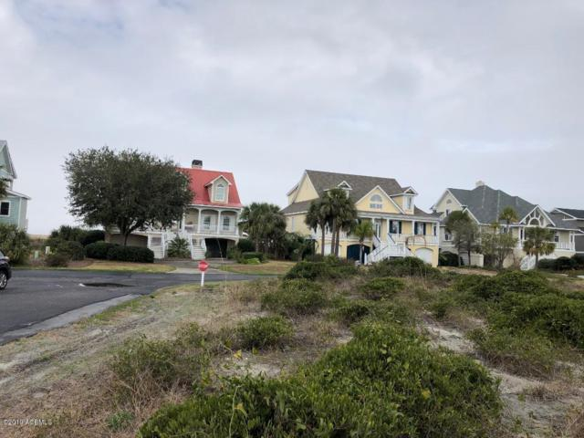 1 Teal Court, Harbor Island, SC 29920 (MLS #160673) :: RE/MAX Coastal Realty
