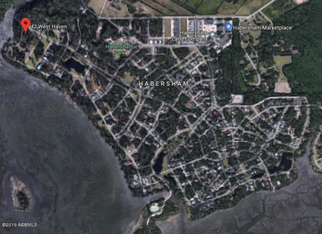 42 West Haven, Beaufort, SC 29906 (MLS #160685) :: RE/MAX Coastal Realty
