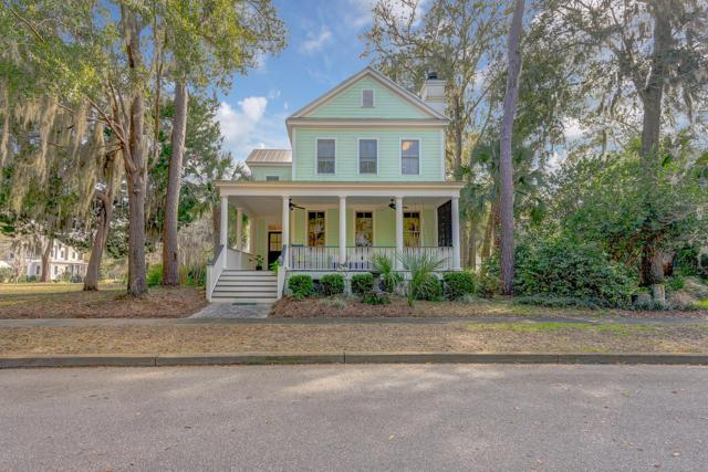 27 Park Square N, Beaufort, SC 29907 (MLS #160745) :: RE/MAX Coastal Realty