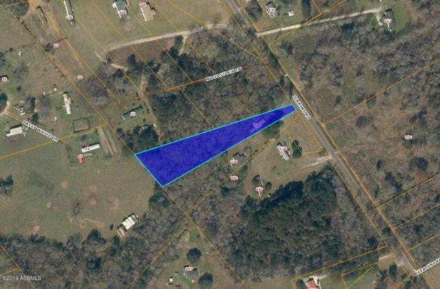 134 Jenkins Road, Yemassee, SC 29945 (MLS #160816) :: RE/MAX Island Realty