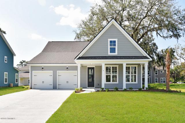4205 Sage Drive, Beaufort, SC 29907 (MLS #160852) :: RE/MAX Coastal Realty