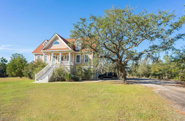 60 Coosaw River Drive, Beaufort, SC 29907 (MLS #160866) :: RE/MAX Coastal Realty