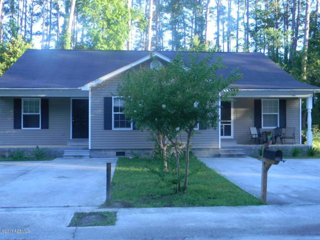 220-228 Taylor Street, Varnville, SC 29944 (MLS #160903) :: RE/MAX Coastal Realty