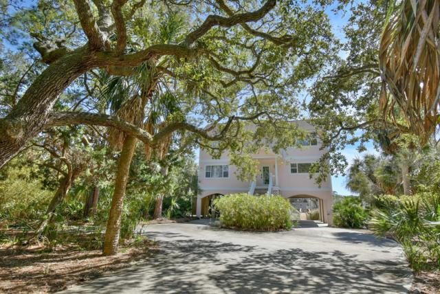 424 Wahoo Drive, Fripp Island, SC 29920 (MLS #160964) :: MAS Real Estate Advisors