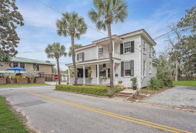 1711 King Street, Beaufort, SC 29902 (MLS #160977) :: RE/MAX Coastal Realty