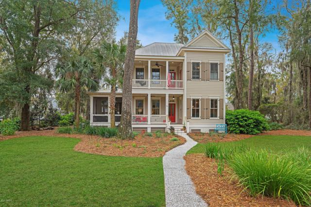 89 Western Trce, Beaufort, SC 29907 (MLS #161010) :: RE/MAX Coastal Realty