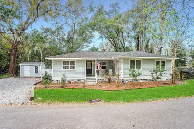806 Adventure Street, Beaufort, SC 29902 (MLS #161028) :: RE/MAX Coastal Realty