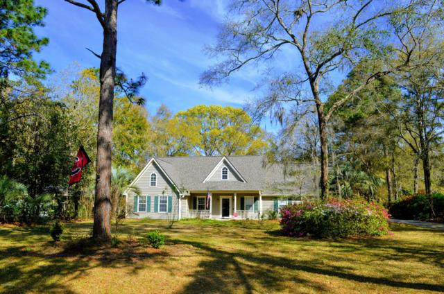 24 Rivers Court, Beaufort, SC 29907 (MLS #161070) :: RE/MAX Coastal Realty