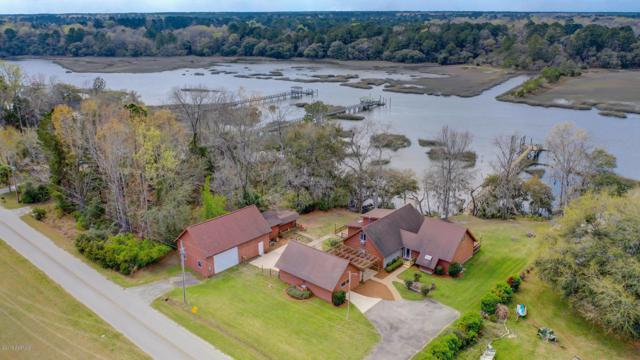 774 Boyd Creek Drive, Ridgeland, SC 29936 (MLS #161128) :: RE/MAX Island Realty