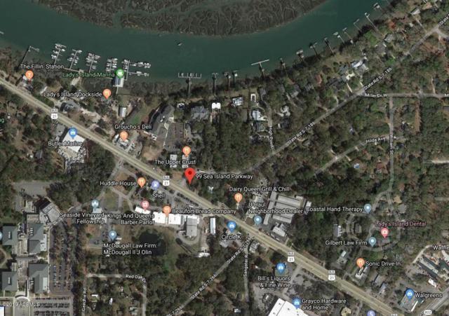99 Sea Island Parkway, Beaufort, SC 29907 (MLS #161133) :: RE/MAX Coastal Realty
