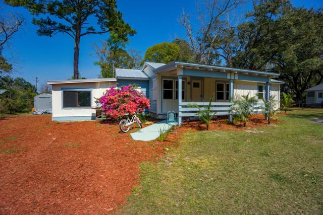 2401 Langhorne Drive, Beaufort, SC 29902 (MLS #161147) :: RE/MAX Coastal Realty