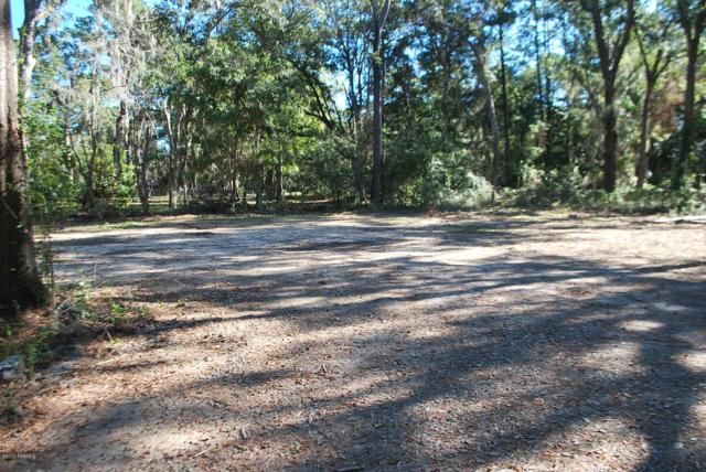 2700 Waddell Rd. Parcel B, Beaufort, SC 29907 (MLS #161153) :: RE/MAX Coastal Realty