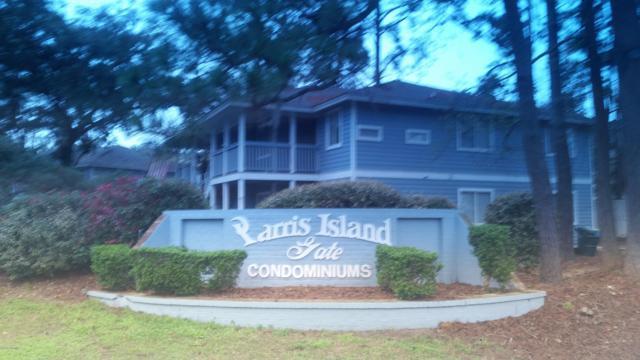 202 Battery Lane #202, Beaufort, SC 29902 (MLS #161161) :: RE/MAX Island Realty